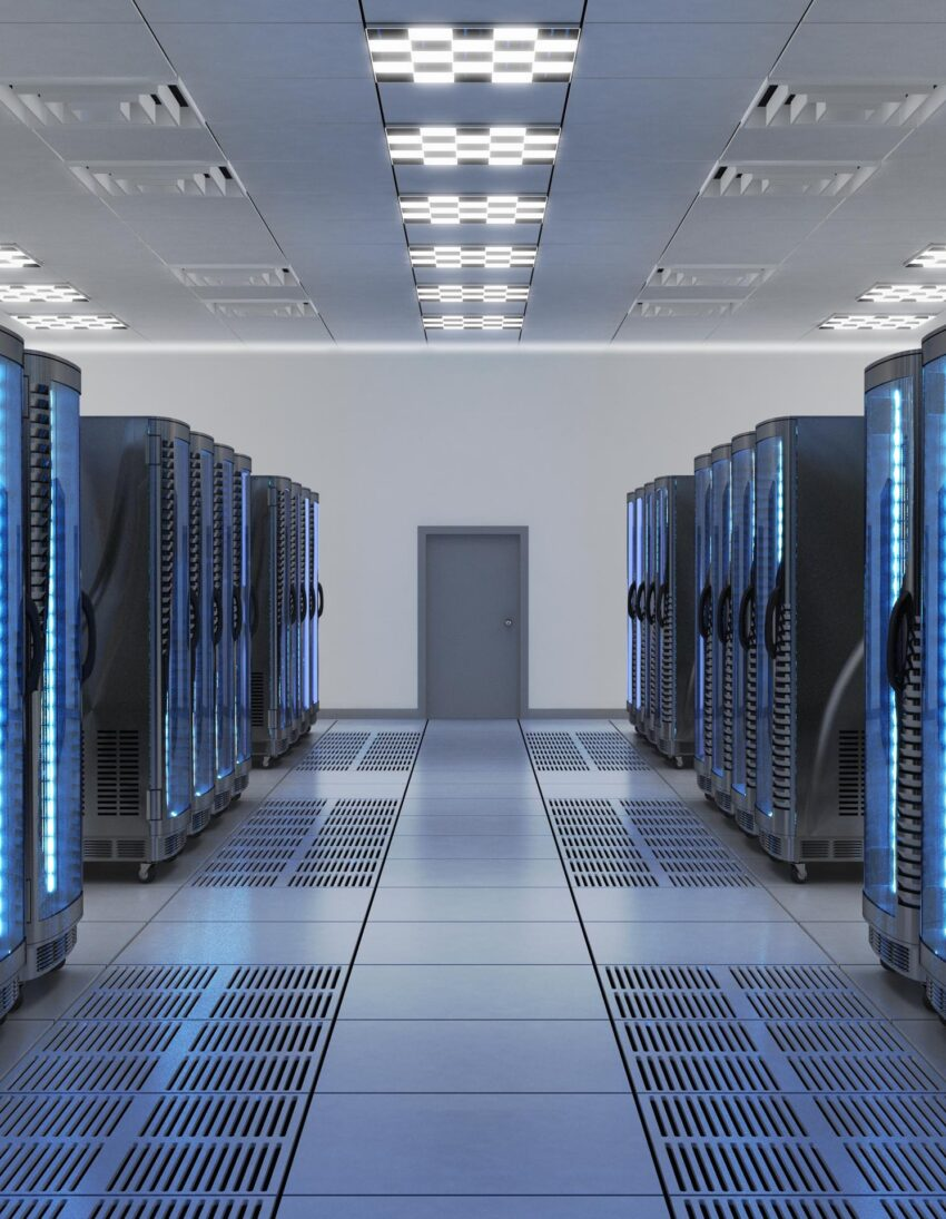 MESTEC application hosting, technology and support